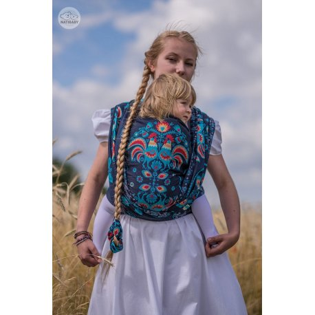 Natibaby Koguty Delight Bavlna