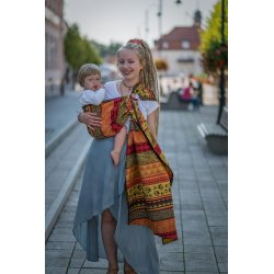 Natibaby Ring-sling Life Trace