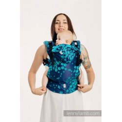 LennyLamb ergonomické nosítko Finesse - Turquoise Charm