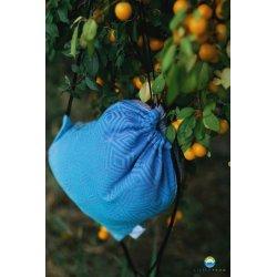 Little Frog pytlík Blueberry CUBE