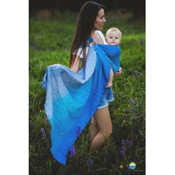 Little Frog Ring Sling Rocky Coast Cube