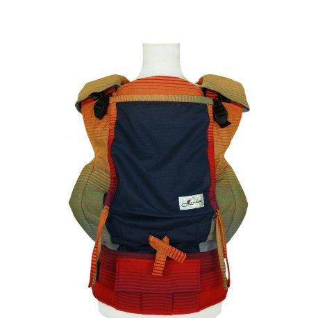 Lenka ergonomické nosítko - 4ever - Jablíčko - Letná verzia
