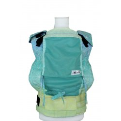 Lenka ergonomical babycarrier - 4ever - Caribic - summer version