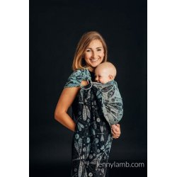 LennyLamb ring sling Dragonfly - Two Elements