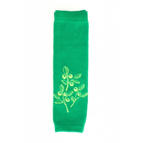 Baby leg warmers Loktu She - Forest Berry