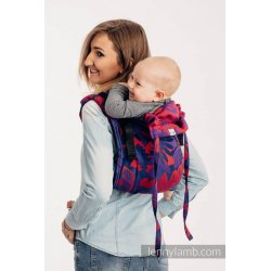 LennyLamb Onbuhimo back carrier - Whiff Of Autumn - Equinox