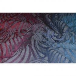 Yaro Ring Sling Dandy Coral Reef Grad Grey Wool