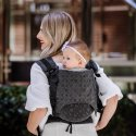Fidella Fusion babycarrier with buckles - Saint Tropez - Charming Black