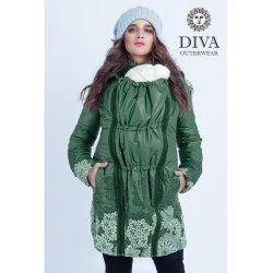 Diva Milano jarní/podzimní kabát 4v1 Pino