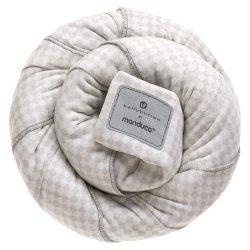 Manduca elastický šátek BELLYBUTTON - Softcheck Sand