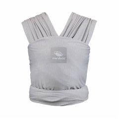 Manduca elastický šátek Light Grey