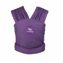 Manduca elastický šátek Purple