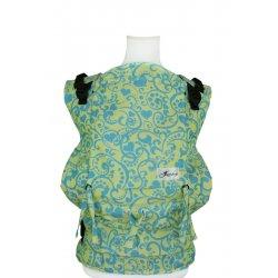 Lenka ergonomical babycarrier - 4ever - Harmony - Yellow