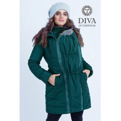 Diva Milano babywearing winter coat 4 in 1 Mare