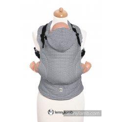 LennyLamb ergonomické nosítko Basic Line Selenite