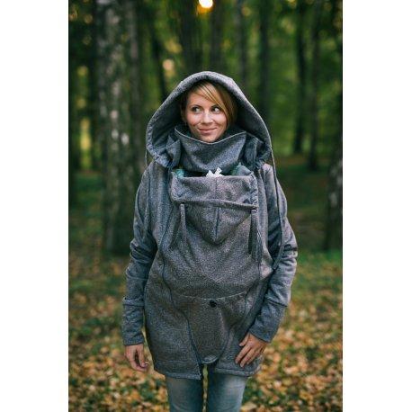 Lenka Softshell Jacket - Grey
