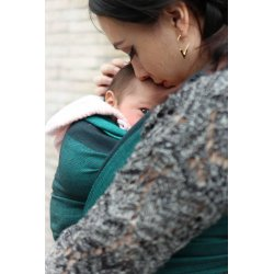 Yaro Ring Sling Newborn Emerald Black