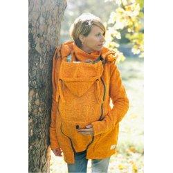 Lenka Mikina svetrová - oranžová