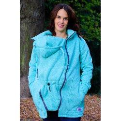 Lenka Babywearing Sweater Hoodie Green