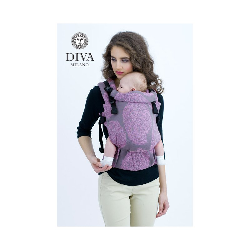 ea38581c095 Diva Milano adjustable babycarrier - Diva Essenza - The One! - Perla ...