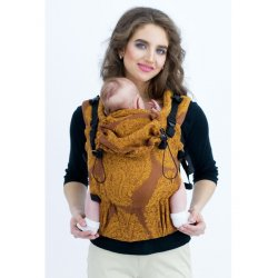 Diva Milano adjustable babycarrier - Diva Essenza - The One! - Terracotta