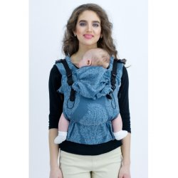 Diva Milano adjustable babycarrier - Diva Essenza - The One! - Eclipse Linen
