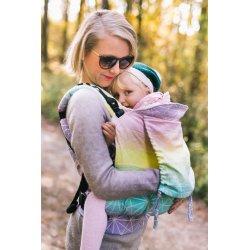 Lenka ergonomical babycarrier - Tropical Juice