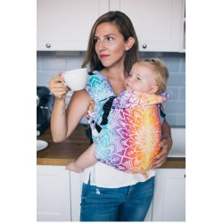 Lenka ergonomical babycarrier - 4ever - Mandala - Day