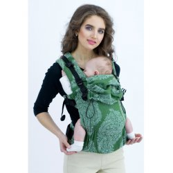 Diva Milano adjustable babycarrier - Diva Essenza - The One! - Pino Bamboo