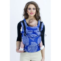 Diva Milano adjustable babycarrier - Diva Essenza - The One! - Azzurro Bamboo