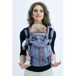 Diva Milano adjustable babycarrier - Diva Essenza - The One! - LE - OOAK1