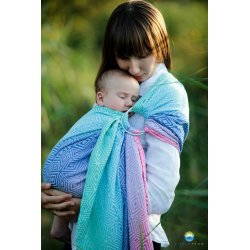 Little Frog Ring Sling Aurora Cube