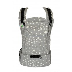 MoniLu ergonomic babycarrier UNI START Smoky Stars