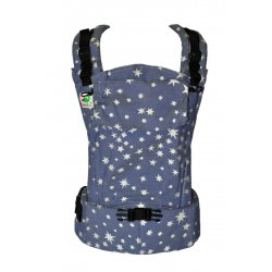 MoniLu ergonomic babycarrier UNI START Eclipse Stars