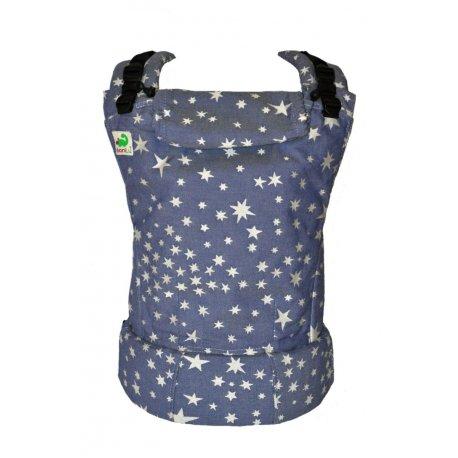 MoniLu ergonomic babycarrier UNI (Adjustable) Eclipse Stars