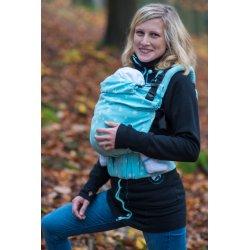 MoniLu ergonomic babycarrier UNI (Adjustable) Heaven Stars