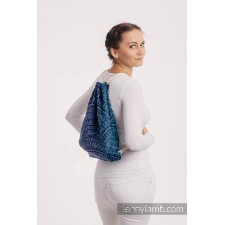 LennyLamb Bag SackPack Peacock's Tail - Provance