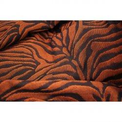 Yaro Ring Sling Tiger Black Orange