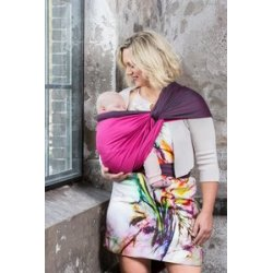 Pure Baby Love - Luxury - Dark Grey / Fuchsia Double