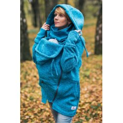 Lenka Mikina svetrová - modrá
