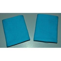 MoniLu Drool Pads Turquoise