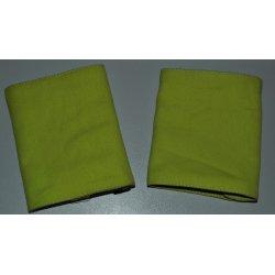 MoniLu Drool Pads Light green