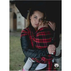 Luna Dream Cherry Tartan
