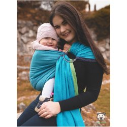 Luna Dream ring-sling Talisman Blue