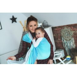 Little Frog Ring Sling Bamboo Lazurite