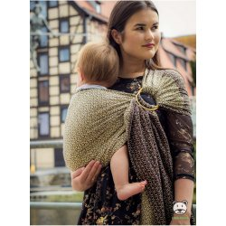 Luna Dream ring-sling Little Hearts Gold