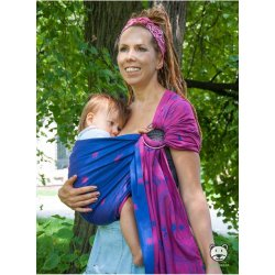 Luna Dream ring-sling Luna Pink