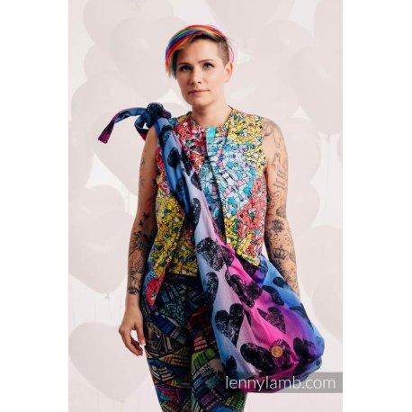 LennyLamb Hobo bag Lovka Pinky Violet