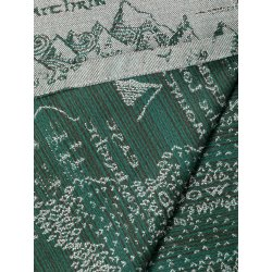 Oscha ring sling Map of Middle Earth There and Back Again