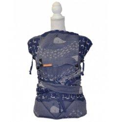 Andala ergonomical babycarrier Tai Blue Hybrid
